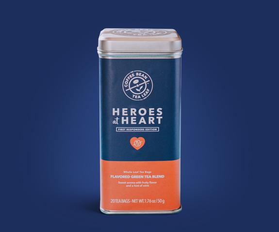 Heroes at Heart Tea