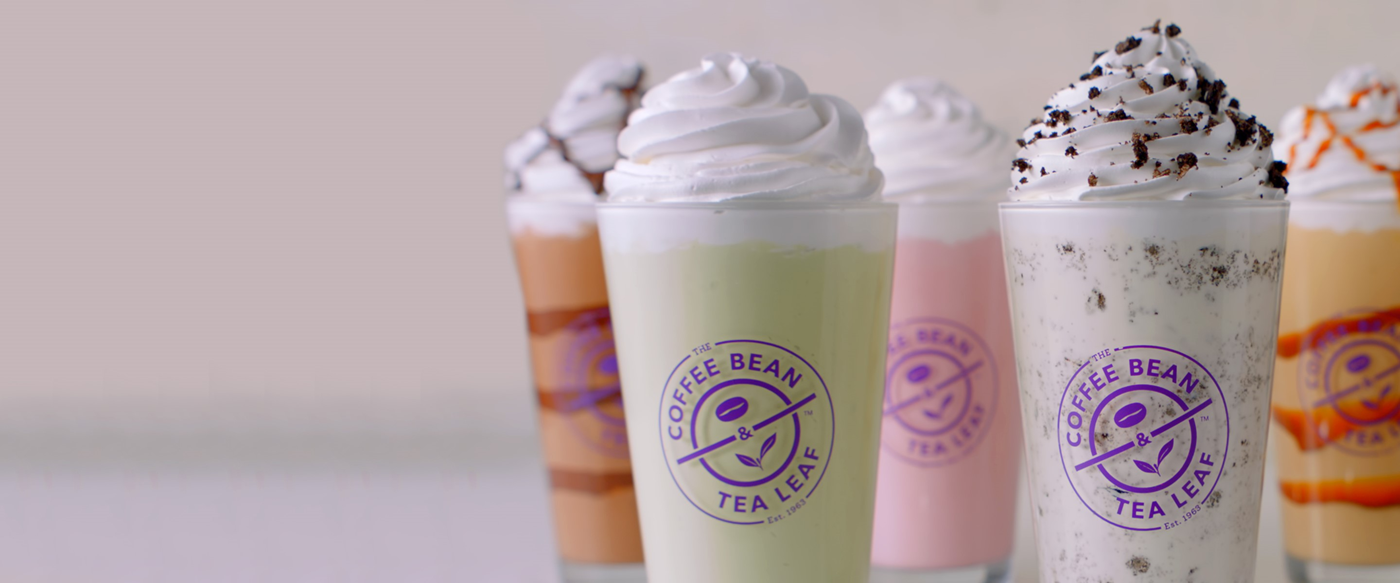 Ice Blended Drinks