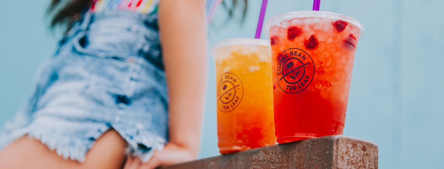 Refresh Your Summer With Lightened Cold Brew Teas