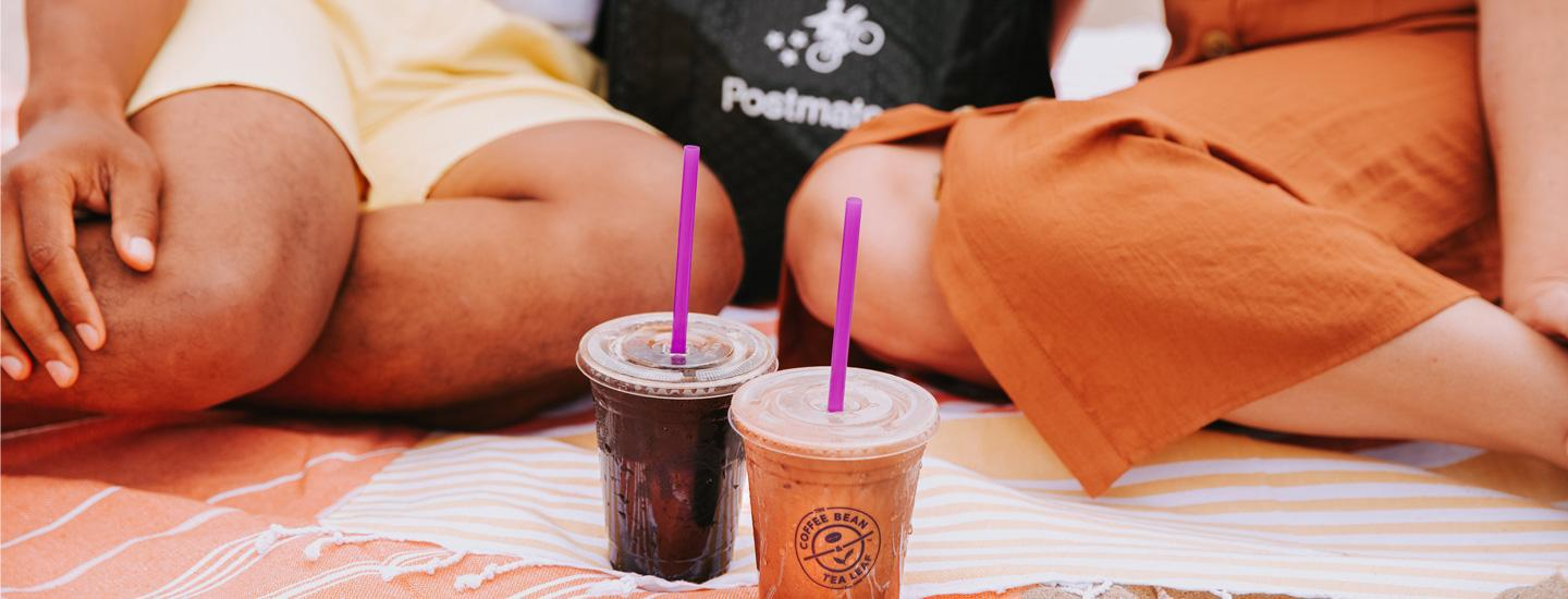 You Can Now Find The Coffee Bean & Tea Leaf on Postmates