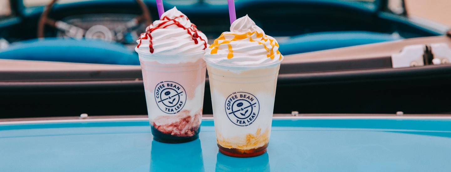 Transport to Summer with New Ice Blended Drinks