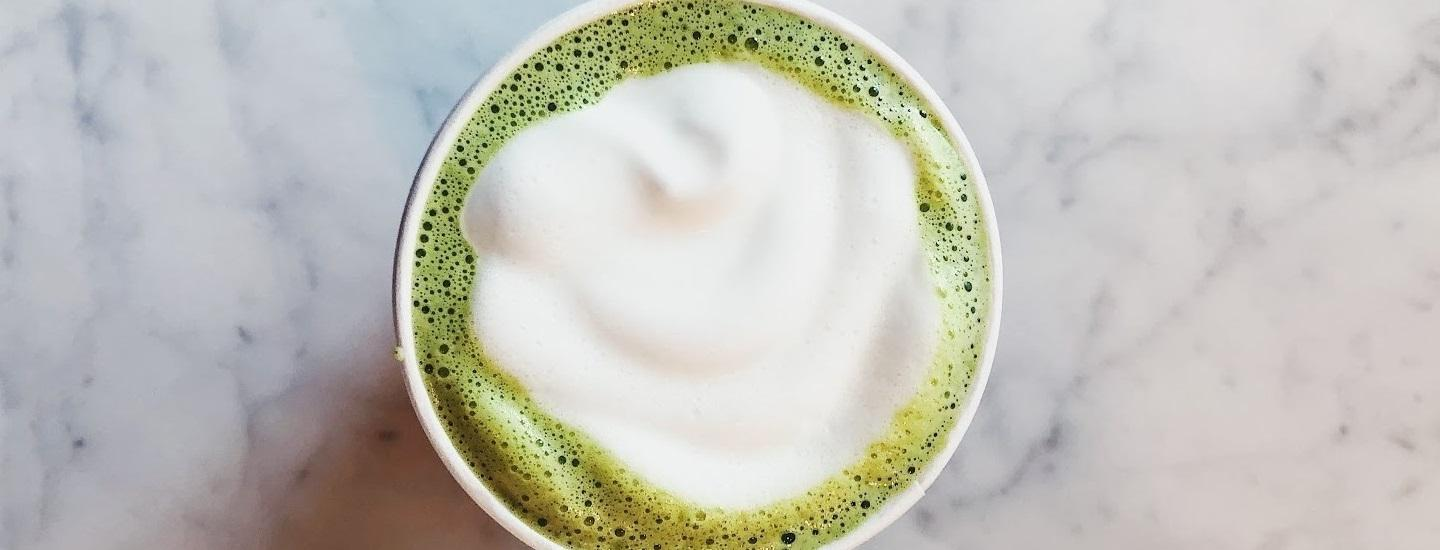what is matcha featuring a matcha latte