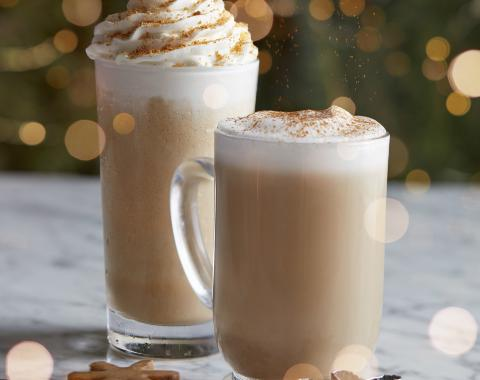 The Coffee Bean & Tea Leaf® Introduces the All-New Speculoos Cookie Butter Latte