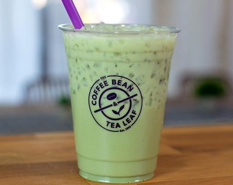what is matcha featuring an iced matcha latte