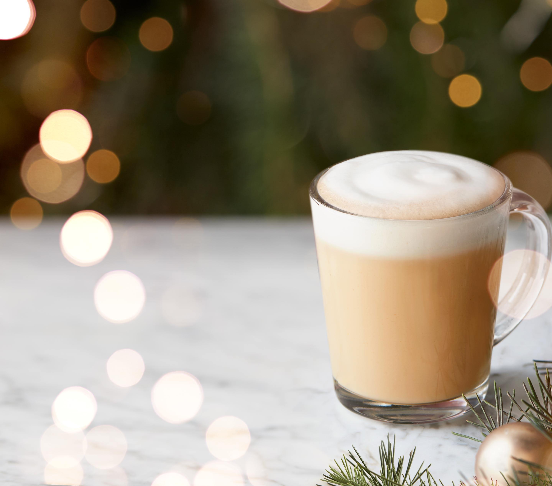 Winter Dream Tea® Latte & Ice Blended® Drink