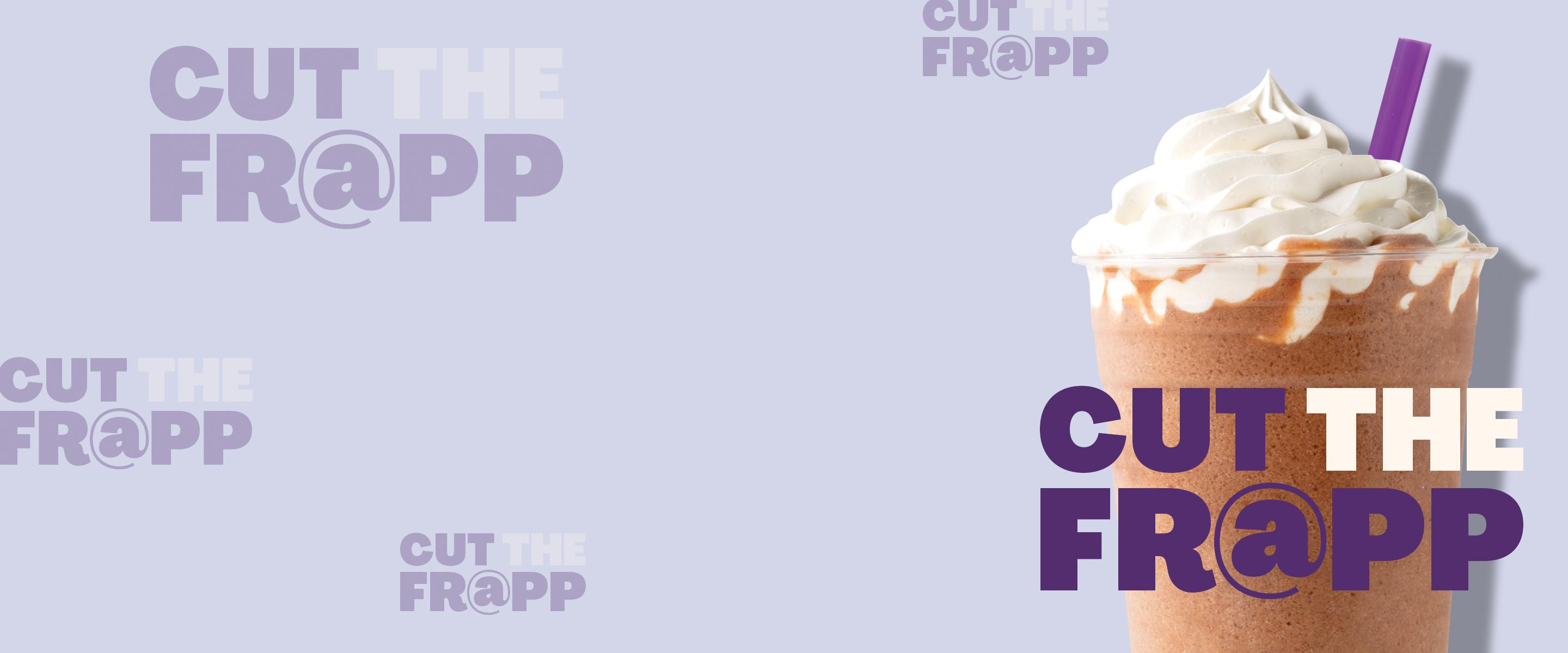 Cut The Frapp Ice Blended Drink