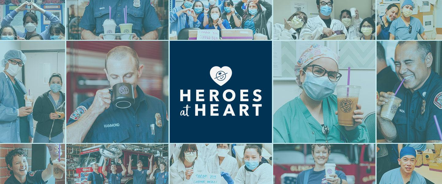 Heroes at Heart First Responders