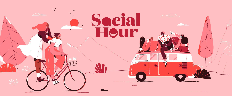 The Coffee Bean & Tea Leaf Social Hour