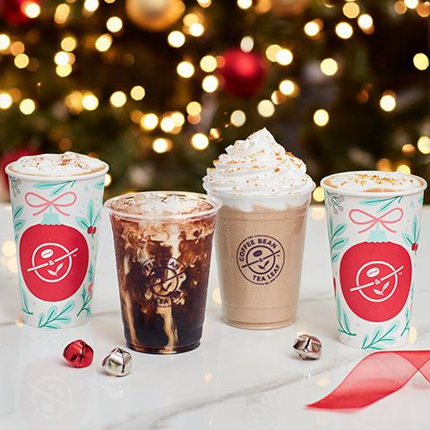 Holiday Beverages, hot and cold
